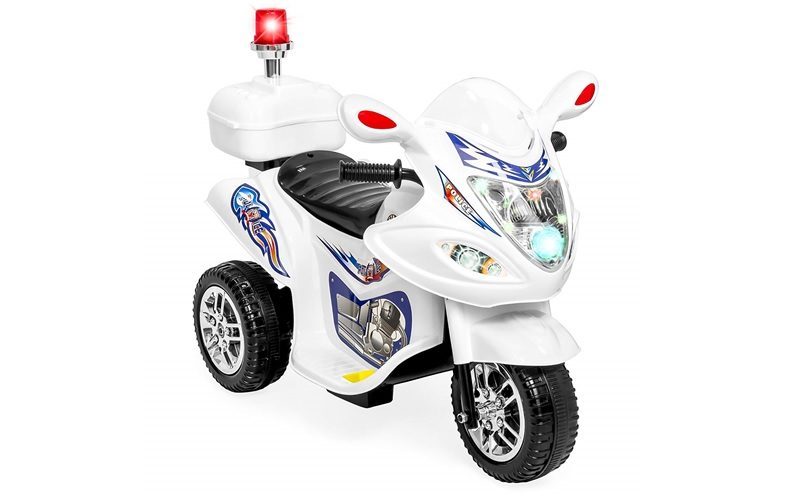 Best Choice Products Kids Police Ride-on Bike (6V)
