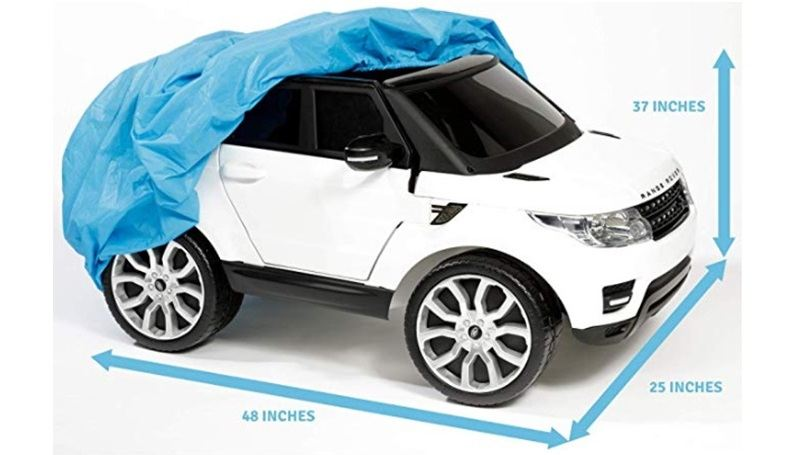 kids ride-on car cover